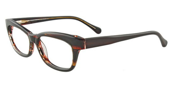 Takumi womens Plastic Semi-Cat-Eye Eyeglasses - T9836 ...